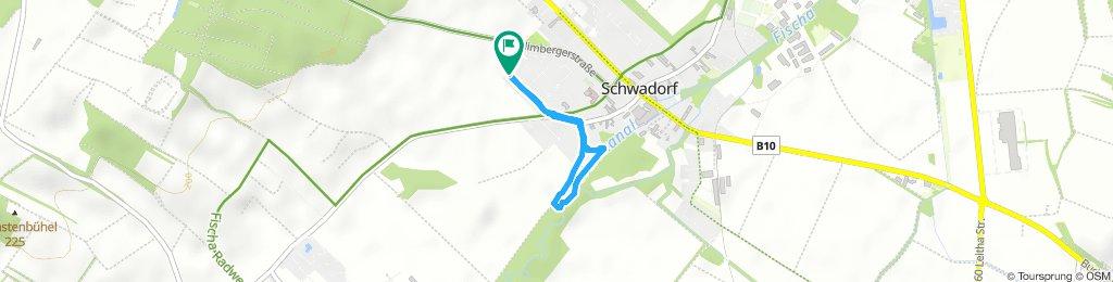 Brief Freitag Track In Schwadorf