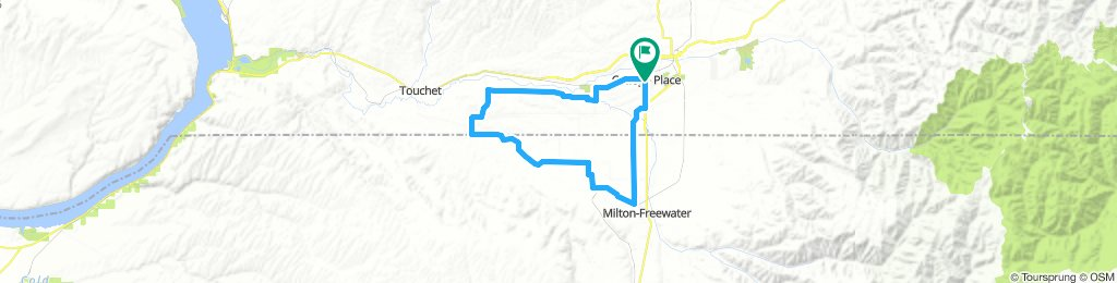 35-Mile CP-MF-Lowden Loop