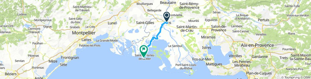 Arles - Camargue