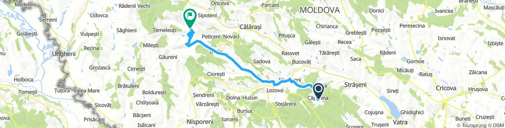 Capriana -  Cabaiesti
