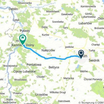 Lublin - Kazimierz