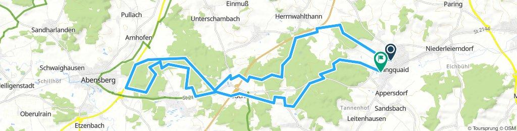Offenstetten 39km_Vorschlag