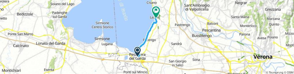 Steady Saturday Track In Peschiera Del Garda