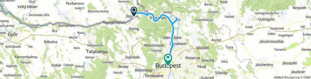180815-Esztergom-Visegrad-Budapest