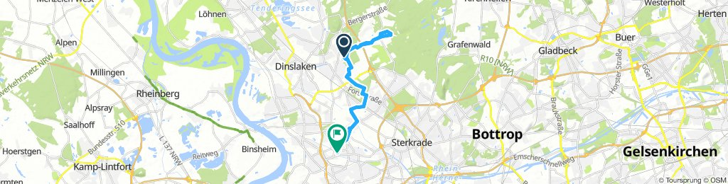Spred Out Samstag Course In Dinslaken