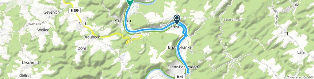 Spazierfahrt in Cochem