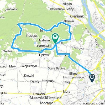 Kampinos 40 km