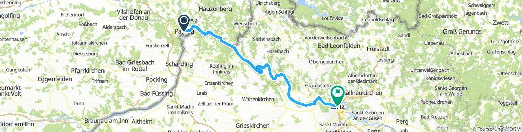 Passau - Linz