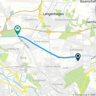 Steady Sonntag Ride In Hannover