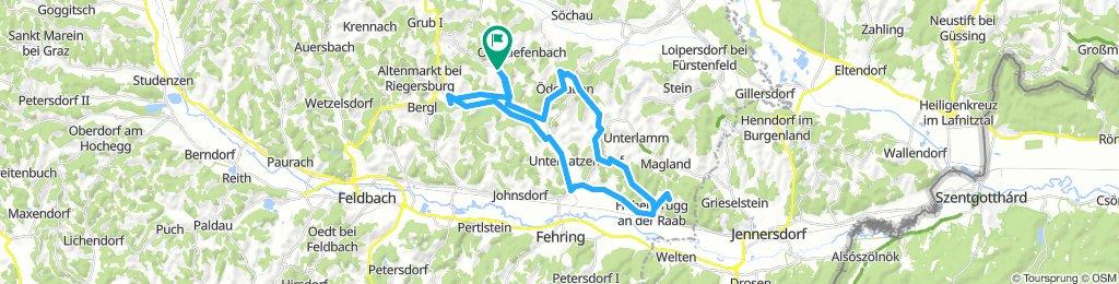 Riegersburg - Hohenbrugg