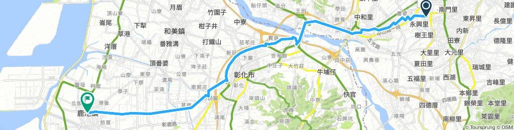 台中-鹿港