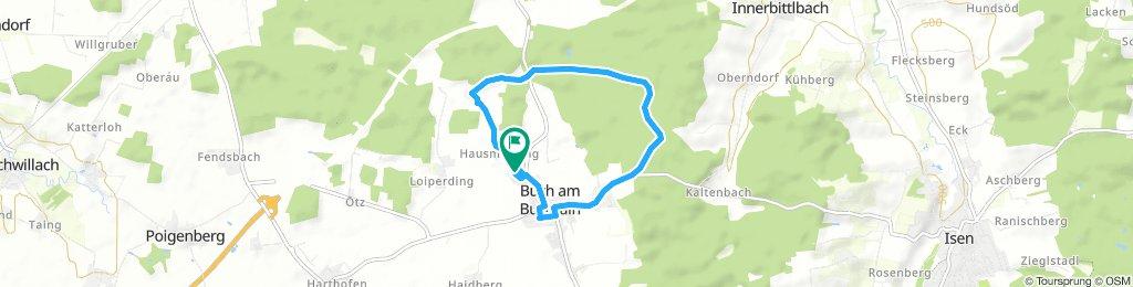 Easy Sonntag Route In Buch Am Buchrain