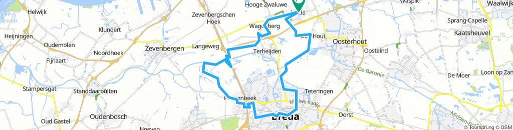 2018 07 08 Veelzijdide ronde tussen Breda en Made