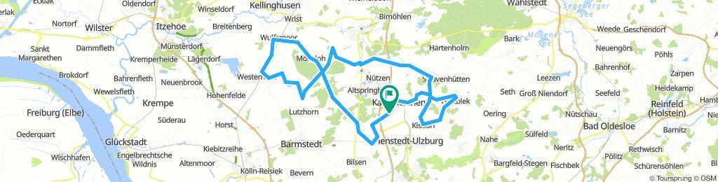 Kaki-Bokel-Weddelbrook-Schmalfeld-Kattendorf-Runde