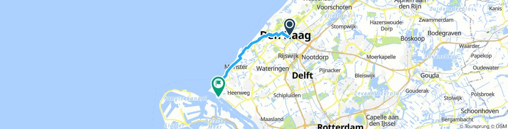 00 GM [23-0] Den Haag stat - HvH StenaLine