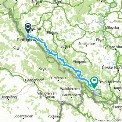 Czech Fixed Tour Etapa 07 Babylon - Jenišov