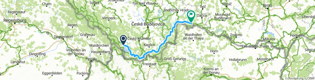 Czech Fixed Tour Etapa 08 Jenišov - Staré Město pod Landštejnem