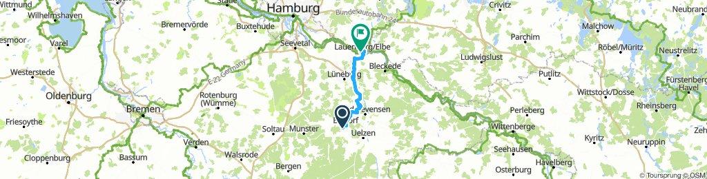 2018 Altenebstorf - Lauenburg DJH