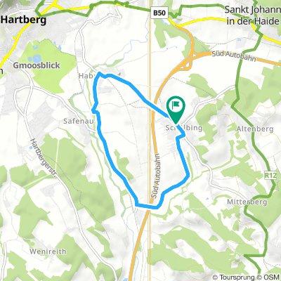 Rundstreckenrennen St. Johann - Montag, 13. August 2018