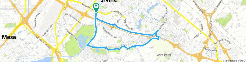 14km ESK8 Route