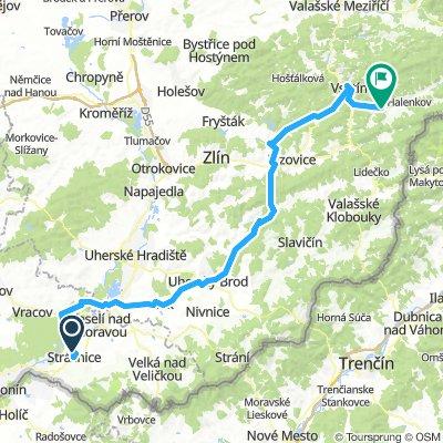 Czech Fixed Tour Etapa 11 Strážnice - Hovězí