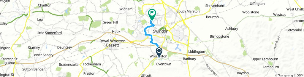 wroughton - twigs via cycle 45