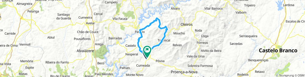 Sertã-Madeirã-Troviscal