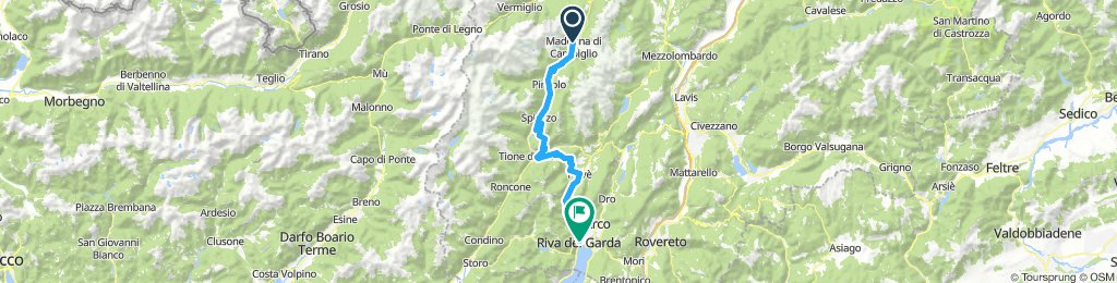6. Tag Bike4Passion Garmisch-Gardasee Level 4