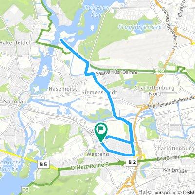 Hallig Route