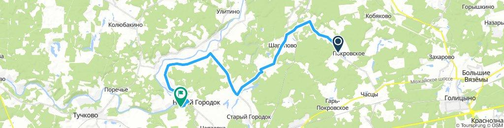 Pokrovskoe - Novyi gorogok