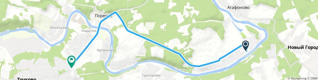 Novyi gorodok Tuchkovo