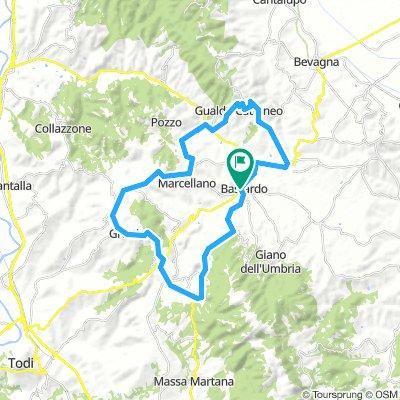 BASTARDO 1 (ABEG) - San Terenziano