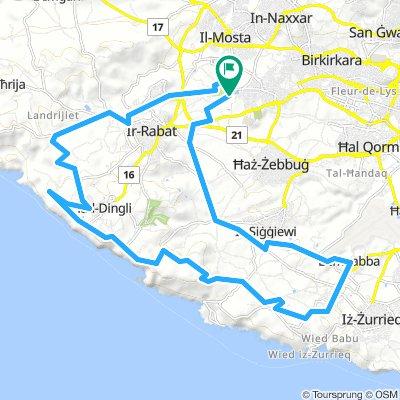 Randoms Thursday Ride 12.07.18 . avg 18/20km