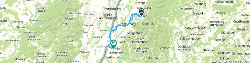 Oberkirch - Kappel Grafenhausen