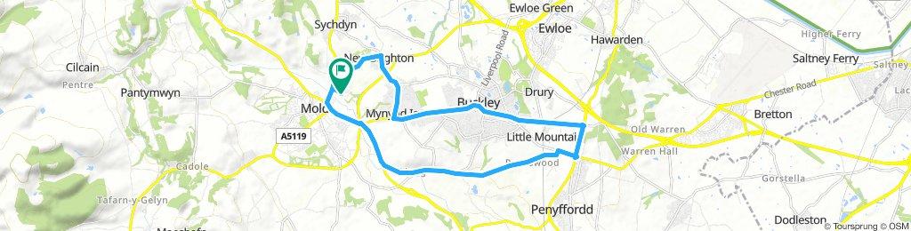 11 Mile Mold Ride
