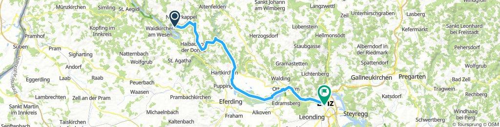 Donau 2018 - Etappe 2