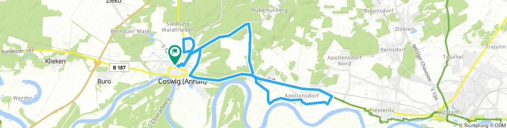 Slow Freitag Course In Coswig (Anhalt)