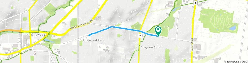 Eastfield Hill Loop