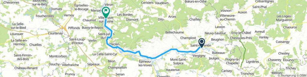Lyon - Paris (jour 7)