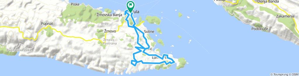 Orebic-Korcula kl. Tour 3