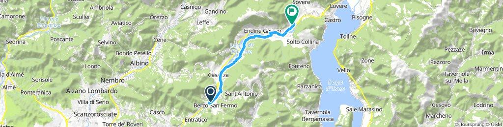 Extensive Afternoon Ride In Borgo Di Terzo (da sola)