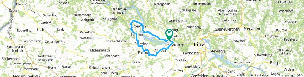 Willhering Kraftwerk - Aschach