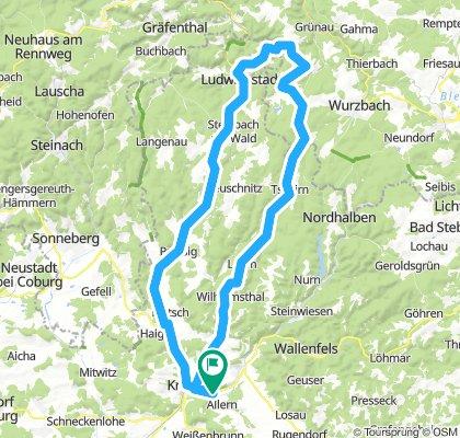 Lehesten-Ludwigsstadt