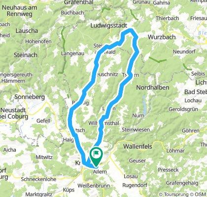 Lehesten-Steinbach a. W.