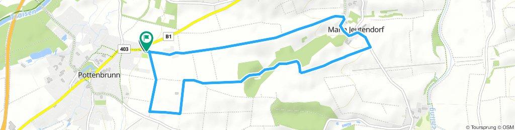 Long Samstag Track In Pottenbrunn