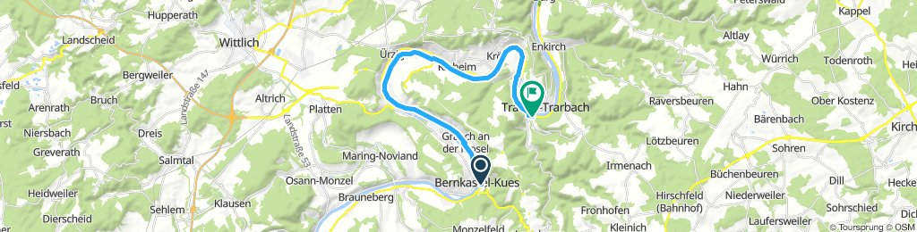 Spred Out Saturday Route In Bernkastel-Kues