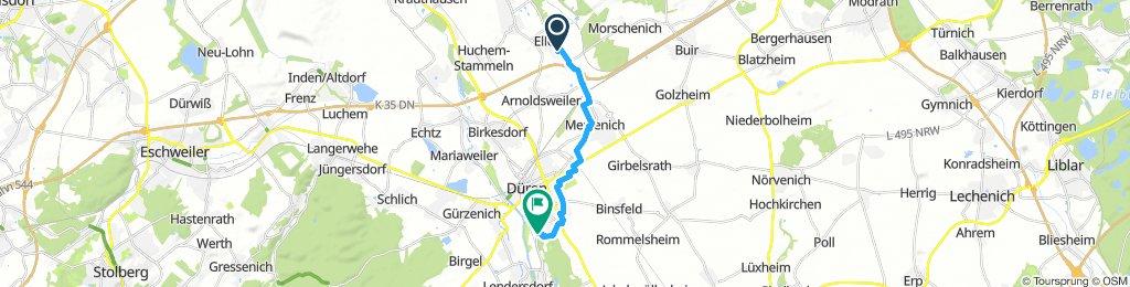 Extensive Sonntag Track In Niederzier