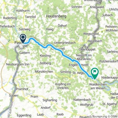 Donau Route1