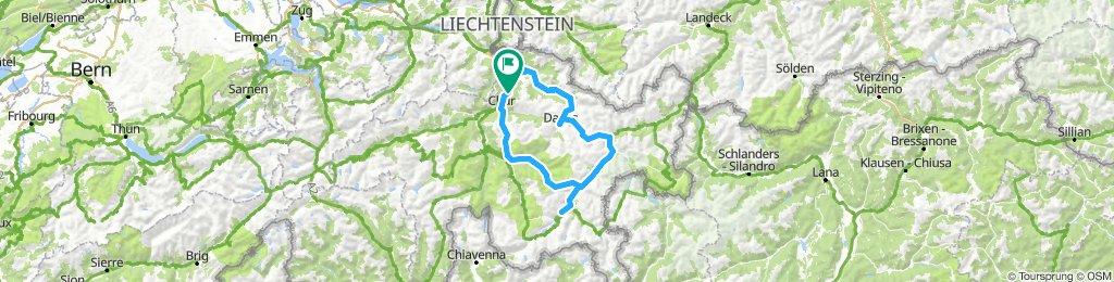 18-07-11-13 3Tage Graubünden Tour