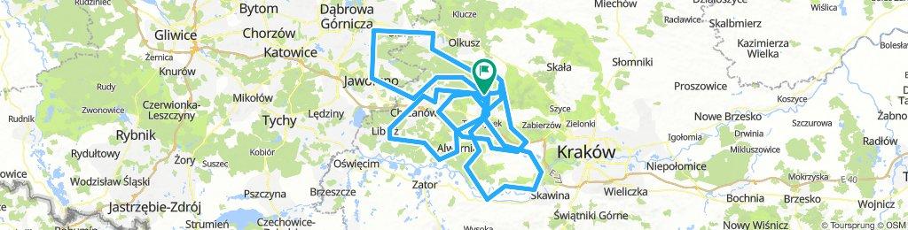 Okolice Krzeszowic
